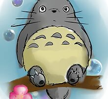 My sweet Totoro ! [UltraHD] by Paul Gautier