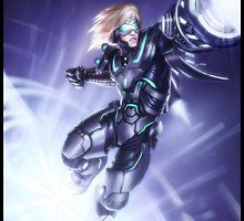 Ezreal Pulsefire - League of Legends by RedBoy123