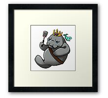 Urf - League of Legends Framed Print