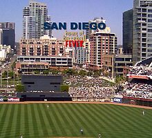 San Diego Home of Baseball Fever by don thomas