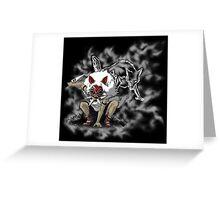 Mononoke spirit Greeting Card