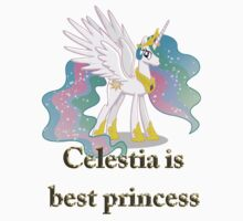 Celestia Is Best Princess by AK71