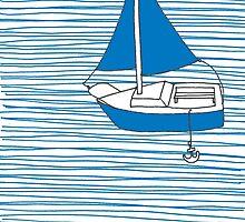 Boat by Georgia Fearnley