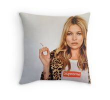 Kate Moss for Supreme Media Cases, Pillows, and More. Throw Pillow