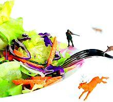 Food Protection II by Paul Ge