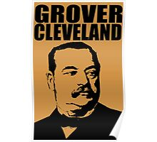 GROVER CLEVELAND-3 Poster