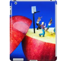Basketball Games On The Apple iPad Case/Skin