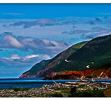 Cape Breton Highlands National Park - www.jbjon.com by Jonathan Baldock