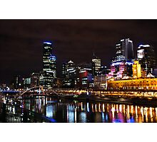 Yarra River Photographic Print