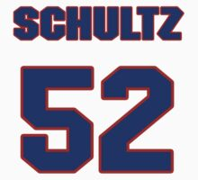 National baseball player Mike Schultz jersey 52 by imsport