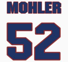 National baseball player Mike Mohler jersey 52 by imsport