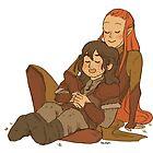 Hugging by inchells