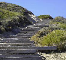 Stairway by Hannah Grace