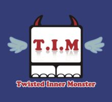 T.I.M - Twisted Inner Monster by frozenfa