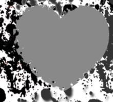 I Heart MCR Sticker