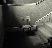 Chair on the Stair by James Stevens