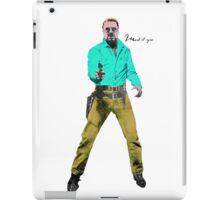 Mark it zero pop art iPad Case/Skin
