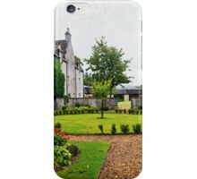 Easter Elchies house - The MacAllan iPhone Case/Skin