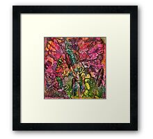 Summer Wine 12 Framed Print