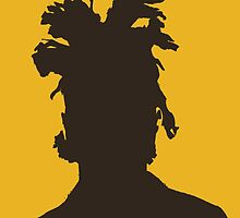 The Weeknd silhouette  by grace123