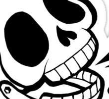 EL_MUERTO Sticker