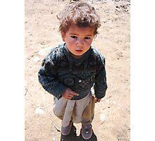 Village child (Afghanistan) Photographic Print