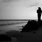 Walk on the Beach by randomoasis
