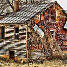 Beat Up Shack by James Brotherton