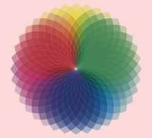 Spirograph - Color Spectrum Multiply Kids Clothes