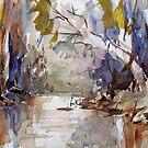 Upper Yarra by Jean Cowan