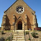 Christ Church, Castlemaine by elee