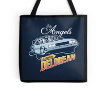 The Angels Have the Delorean Tote Bag