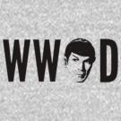 What Would Spock Do? by ONE WORLD by High Street Design