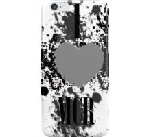 I Heart MCR iPhone Case/Skin