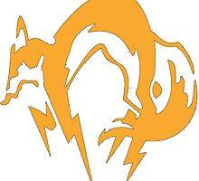 Metal Gear Fox Unit by STOREBARCODE