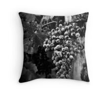 The fruit of the vine Throw Pillow