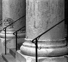 St. Mary's Columns by Benjamin Padgett