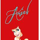 Ariel the Little Mermaid by sweetsisters