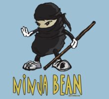Ninja Bean by InvisibleSmith