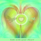Compassion - Talk with you Heart by Angela  van Boxtel