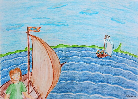 Swallows and Amazons II by Solotry