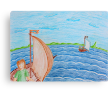 Swallows and Amazons II Canvas Print