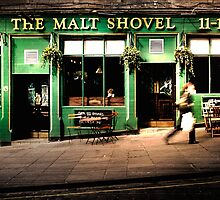 The Malt Shovel by Linda  Morrison