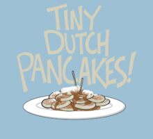 Tiny Dutch Pancakes! by caanan