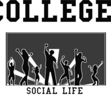 COLLEGE ADVICE  Sticker
