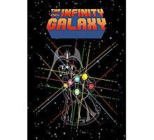 Infinity Galaxy Photographic Print