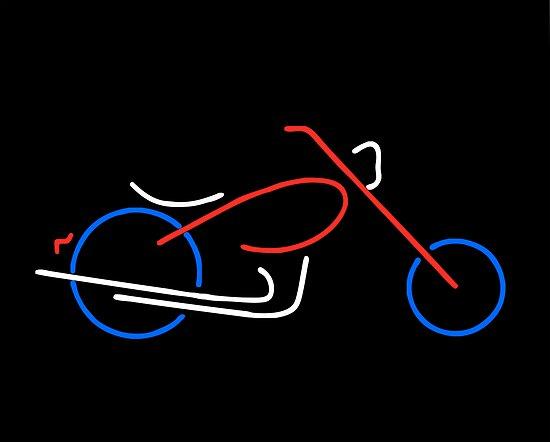 Chopper by Bob Fox