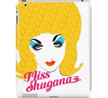Miss Shugana 2014 - Pashut Edition iPad Case/Skin