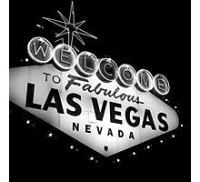 Vegas Sign No. 21 Photographic Print