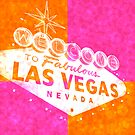 Vegas Sign No. 34 by Benjamin Padgett